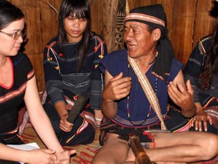 Dak Lak works to preserve Ede epics | VietNamNet | Kiosque du monde : Asie | Scoop.it