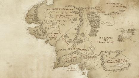 Attractivité : les forces de la France en une carte   Equations territoriales   Scoop.it