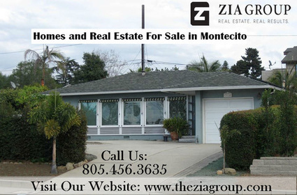 Homes and Real Estate For Sale in Montecito | Real Estate and Homes for Sale | Scoop.it