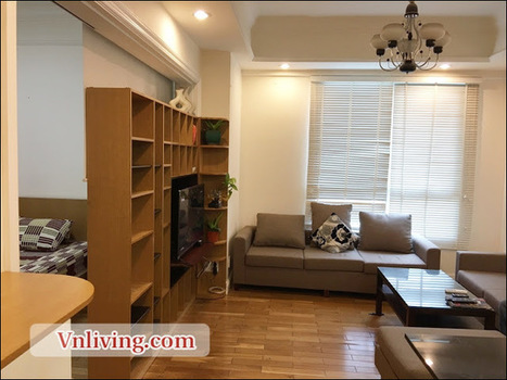 1 Bedroom 60 sqm for rent in The Manor apartment Binh Thanh Dist | VNliving - Apartment for rent , sale in Ho Chi Minh city | Scoop.it