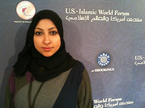 EA WorldView - Home - Bahrain Exclusive: An Interview with Maryam Alkhawaja  | Human Rights and the Will to be free | Scoop.it
