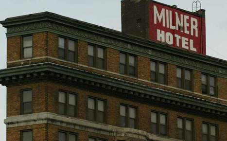 Michigan OKs incentives to turn 2 historic Detroit hotels into apartments | Detroit Rebuilding | Scoop.it