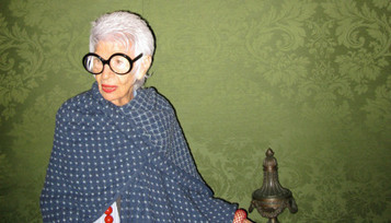 'Iris' Producer Talks About The Life Of 93-Year-Old Fashion Icon - CBS Local | CLOVER ENTERPRISES ''THE ENTERTAINMENT OF CHOICE'' | Scoop.it