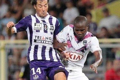 Girondins de Bordeaux : Après sa blessure au genou, Nguemo revient en jeu | Les Girondins de Bordeaux | Scoop.it