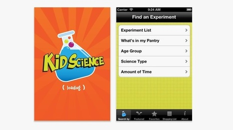 10 iOS Apps Science Teachers Must Know About | EdTechReview | Scoop.it