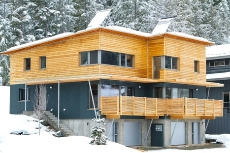 Passive House getting active about promoting energy efficiency | Sustainable building | Scoop.it