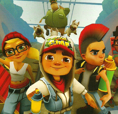 Play Subway Surfers Online Game | Play Candy Crush Saga Games | Scoop.it