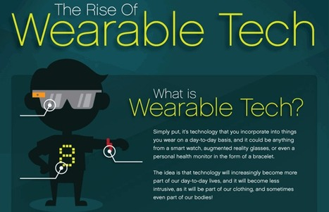 #Wearable Technology: $70 Billion Picture! | Expertiential Design | Scoop.it