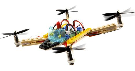 Flybrix, el LEGO drone para pequeños y no tan pequeños - Voltaico | TECNOLOGÍA_aal66 | Scoop.it