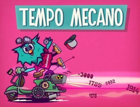 Tempo Mécano | Jeux pas bêtes | Scoop.it