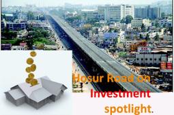 Hosur Road on Investment spotlight.   Real Estate Builders Reviews   Scoop.it