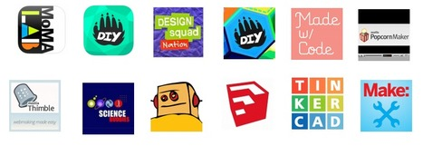Apps and Websites for Makers and Creators - graphite | educational technology | Scoop.it