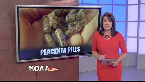 Local moms eating placenta to fight postpartum depression - KOAA.com Colorado Springs and Pueblo News | Depression, Bullying, Self Harm. | Scoop.it