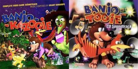 Les BO des deux épisodes de Banjo en téléchargement | All Geekeries, Fashioneries & Sporties | Scoop.it