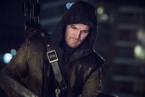 Check out Oliver's new costume in promo images for Arrow season 3 episode 21 – 'Al Sah-Him' | ARROWTV | Scoop.it