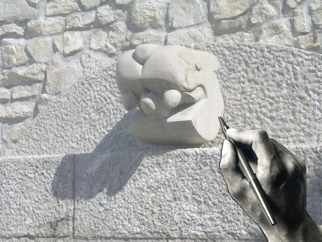 "Diamo acqua a ""Fontana Cascella"" | Craft design | Scoop.it"