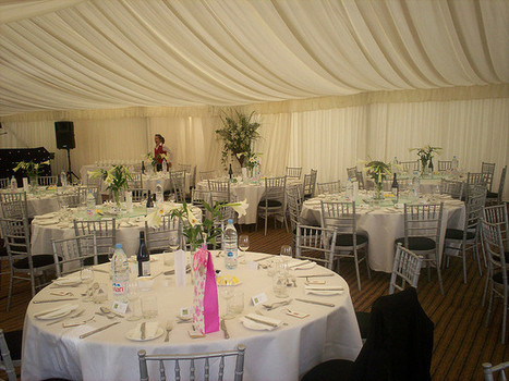 How to Hire Wedding Marquee? | Business | Scoop.it