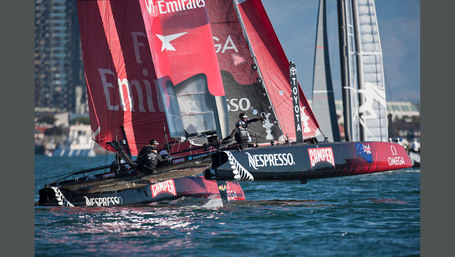 Kiwis claim Port Cities Challenge | America's Cup-2013_AC34 | Scoop.it