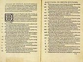 "Martinus Luther ""Disputatio pro declaratione virtutis indulgentiarum"" (95 Theses) - 31 octobris 1517   History, Geography and new technologies   Scoop.it"