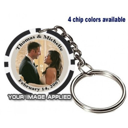 Keyrings and supplies for casino chips gambling image message optional poker url