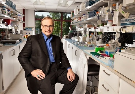 Inside Paul Allen's Quest To Reverse Engineer The Brain | Complex Insight  - Understanding our world | Scoop.it