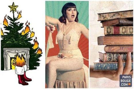 Et si on réveillonnait au théâtre cette année ? | Valentina del Pearls (Le Burlesque Klub) | Scoop.it