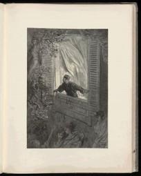 "High-rez scan of Poe's ""Raven,"" illustrated by Dore - Boing Boing | Edgar Allan Poe | Scoop.it"