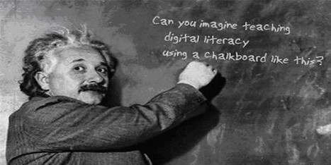 Teaching in the 4th Information Age | Contemporary Literacies -- Sometimes re