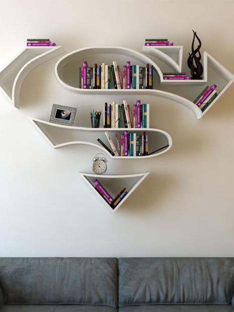 Les bibliothèques super-héros | Bibliothèques en évolution | Scoop.it