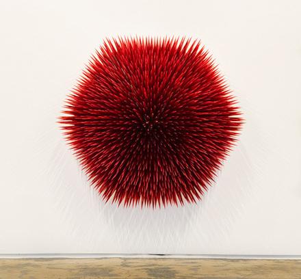 Norman Mooney's Explosive Burst Sculptures | The Aesthetic Ground | Scoop.it