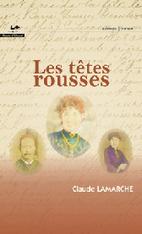 Les tetes rousses roman de Claude Lamarche edtions Vents d'ouest | mes amis auteurs | Scoop.it
