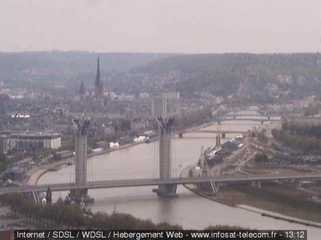Webcams Rouen Live | Les news en normandie avec Cotentin-webradio | Scoop.it