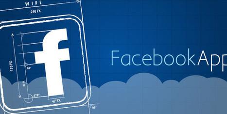 Les applications Facebook sont-elles rentables ? (+ infographie) | Social Media Curation par Mon Habitat Web | Scoop.it
