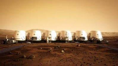 Eerste investeerders voor Mars One, een enkele reis naar de rode planeet | MaCuSa Vandevoorde Elliot | Scoop.it