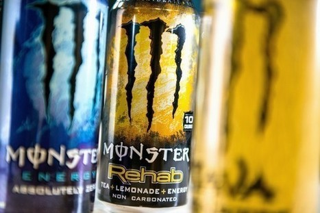 Monster drinks: Are the energy drinks marketed to children?   Energy drinks negative effects on teens.   Scoop.it