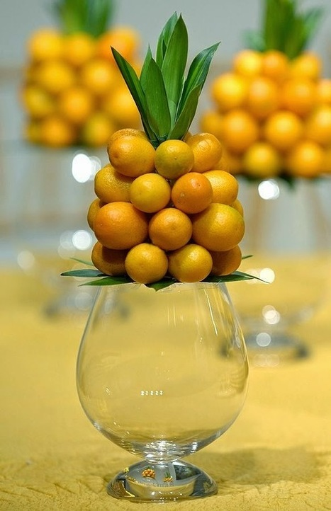 holiday decor, decorating with lemon | Home Decor Designs | Scoop.it