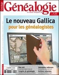 La Revue française de Généalogie N°220 Le nouveau Gallica pour les généalogistes | CGMA Généalogie | Scoop.it