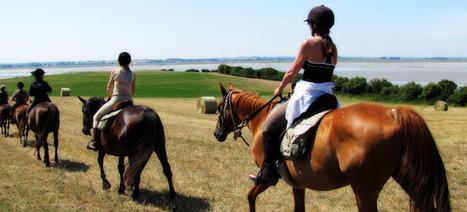 11_Les grands itinéraires à cheval | randonnées dans la Manche, en Normandie | Scoop.it