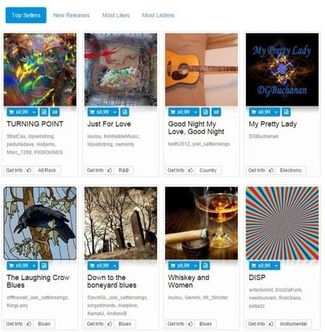 10 sites pour trouver de la musique libre de droit - Blog du Modérateur | Mon cyber-fourre-tout | Scoop.it