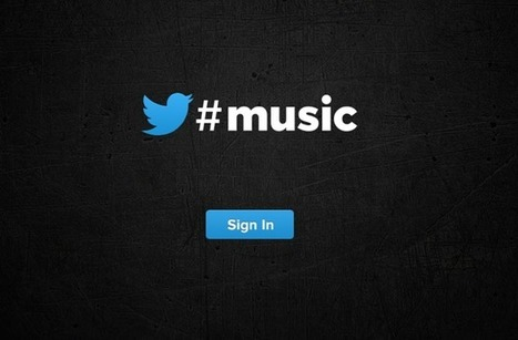 Twitter #Music App Launches Today | Will Chris Brown calm down? | Scoop.it