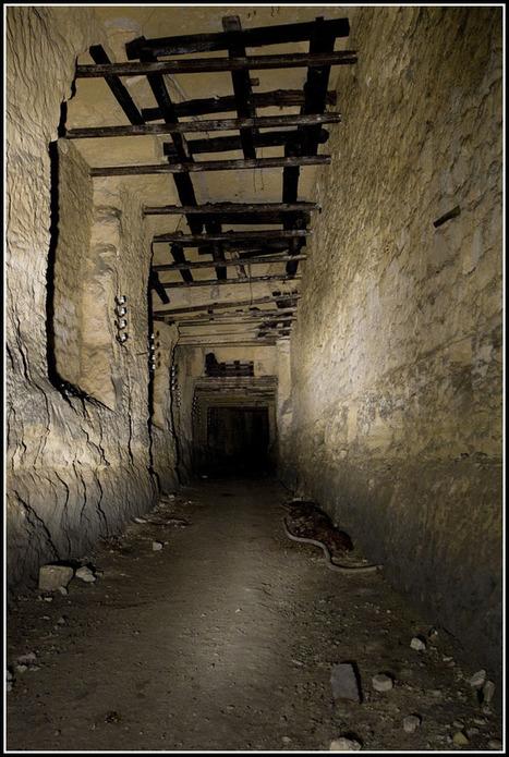 Urbex – Dans des souterrains de la seconde guerre mondiale   Le blog des tendances   Immobilier   Scoop.it
