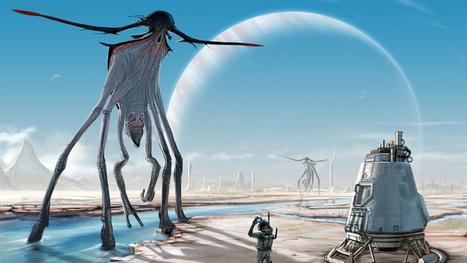 Xenobiology: A New Scientific Model Defines Alien Intelligence | Amazing Science | Scoop.it