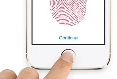 La huella dactilar del iPhone 5S será imitada por las principales marcas   Antonio Galvez   Scoop.it