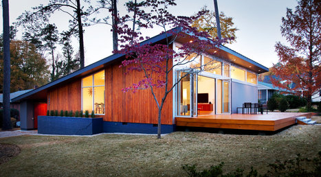 In Raleigh, N.C., Cutting Living Space to Make Room for Life | Sustainable Architecture + Construction | Scoop.it