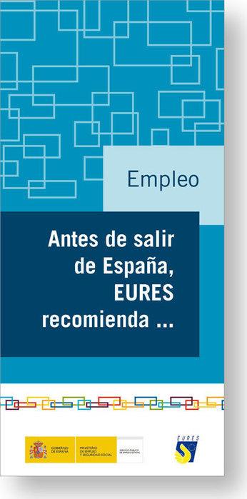 Consulta las publicaciones de EURES antes de salir a trabajar fuera de España | Empleo Palencia | Scoop.it
