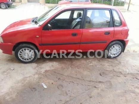 MARUTI SUZUKI ZEN Red,1997 in Hyderabad   Buy a car in hyderabad   Scoop.it