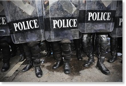 Expect the riots to continue -- Sott.net #Systemic #racism in #America and why #BLM | The uprising of the people against greed and repression | Scoop.it