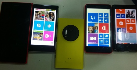 Microsoft India confirms the date for Windows Phone 8.1 update in India, it's coming faster than you expected - Shimla Blogger | Entertainment | Scoop.it