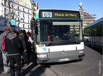 De nouveaux bus diesel rouleront en 2014 à Paris... à qui la faute? | Politique - Economie - Libertés | Scoop.it