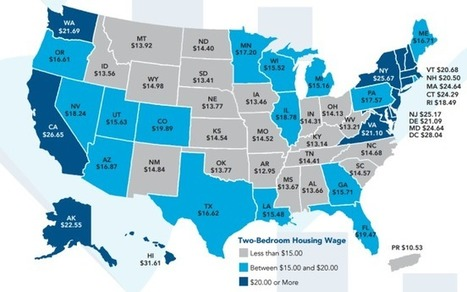 Study: Hawaii most expensive rental market, largest gap between wage and rent | Hawaii's News @ Twitter Speed! | Scoop.it